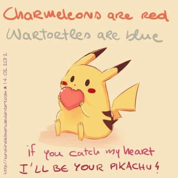 Cute Poke Love Poem