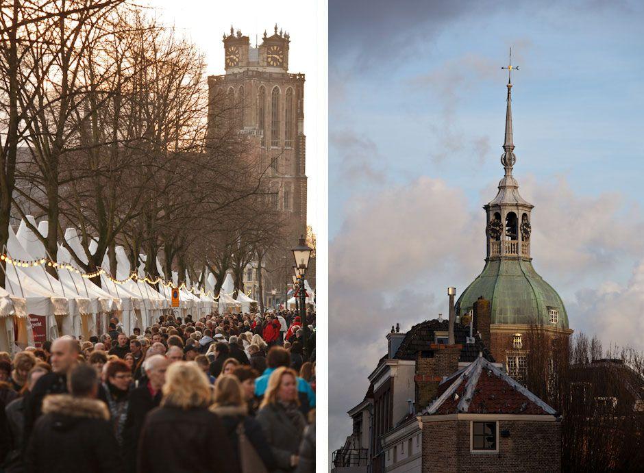 Kerstmarkt in Dordrecht Kerstmarkt
