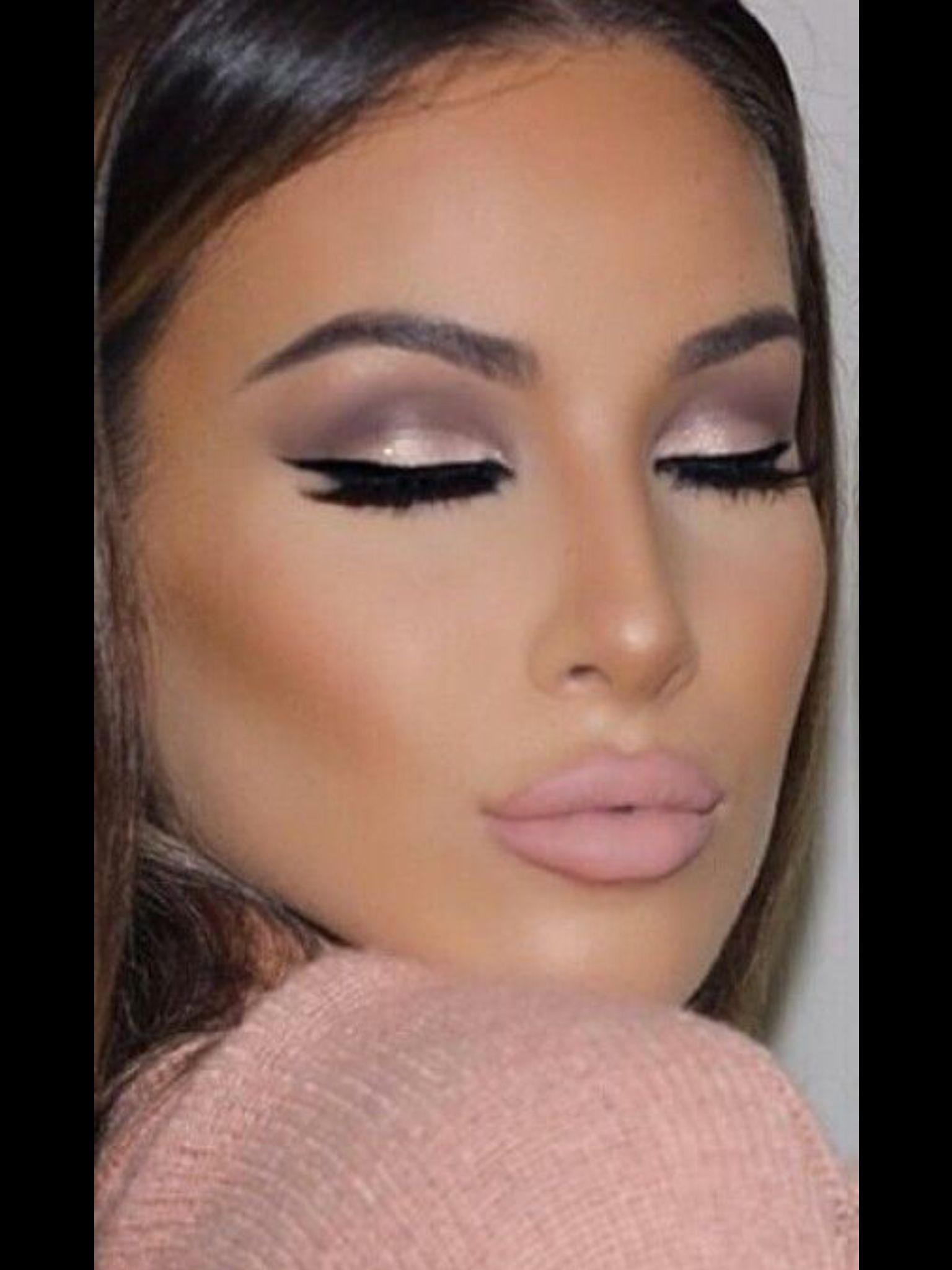 soft pink eye | make-up inspiration | pastel makeup, eye