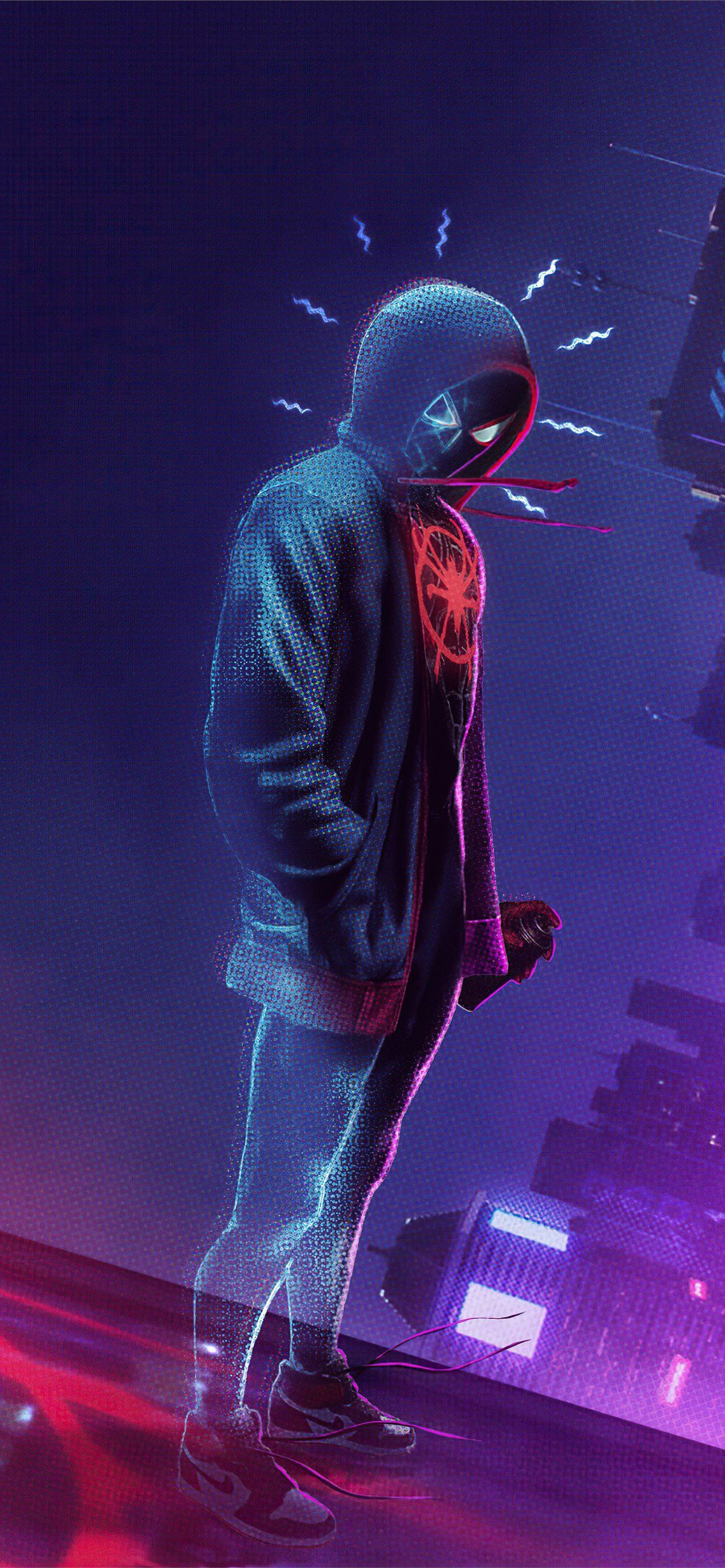 Iphone Wallpaper in 2020 Spiderman, Pikachu wallpaper