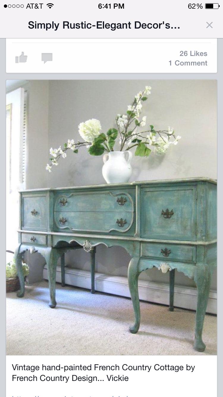 Bonito Resultado En La Mejora De Una C Moda Antigua En La Misma  # Muebles Toque Antiguo