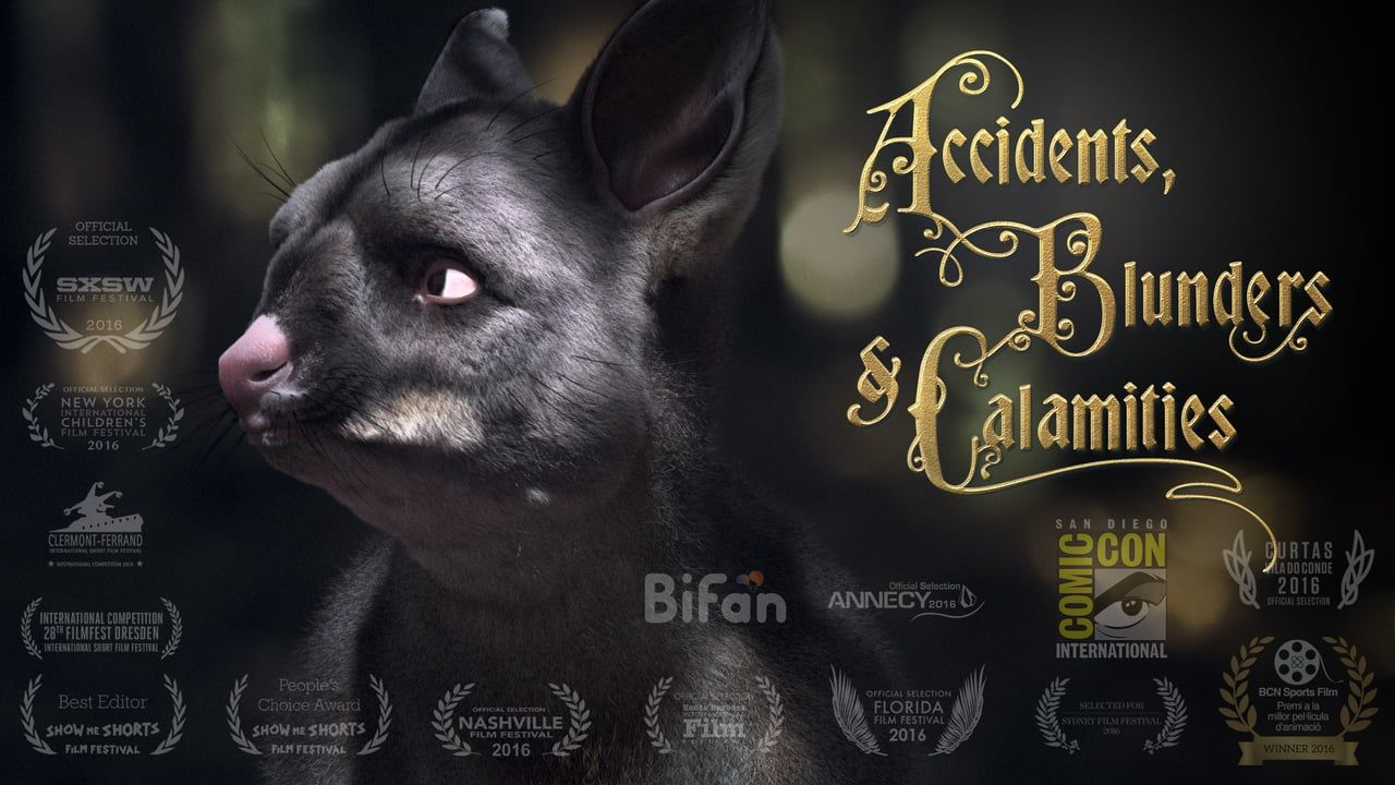 A short animated film featuring an alphabet of animals