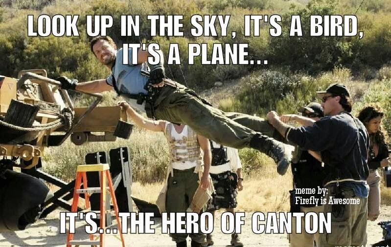 The Hero of Canton