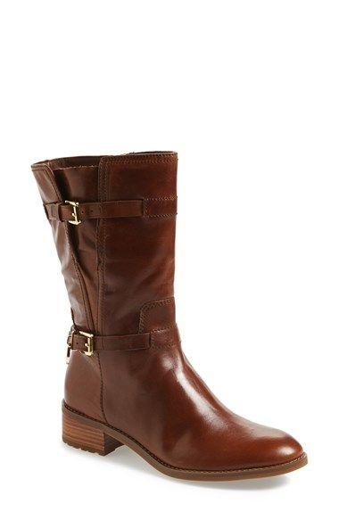 Michael Michael Kors Blake Mid Calf Boot Women Nordstrom Womens Boots Womens Mid Calf Boots Mid Calf Boots