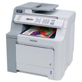 Brother Dcp 9040cn Refurbished Color Laser Multi Function Copier Printer Printer Driver Printer Monochrome Prints