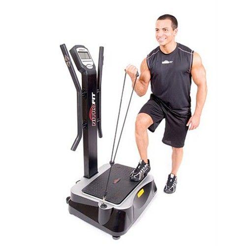 Buy #Medvibe NitroFit Deluxe Whole Body Vibration #Machine ...