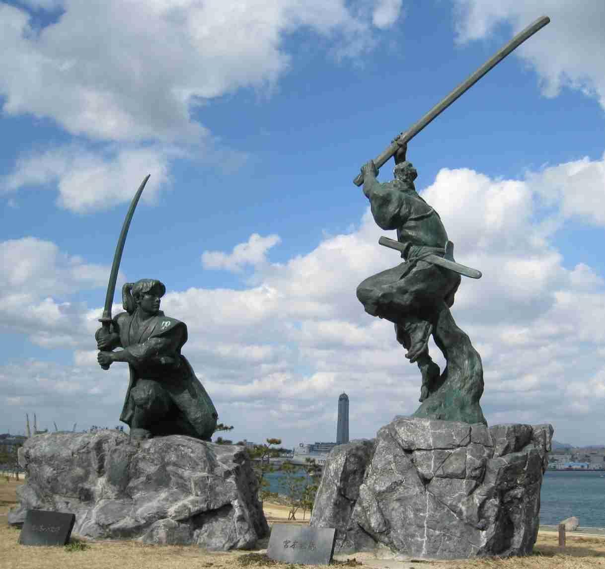 Miyamoto Musashi - Sasaki Kojirō