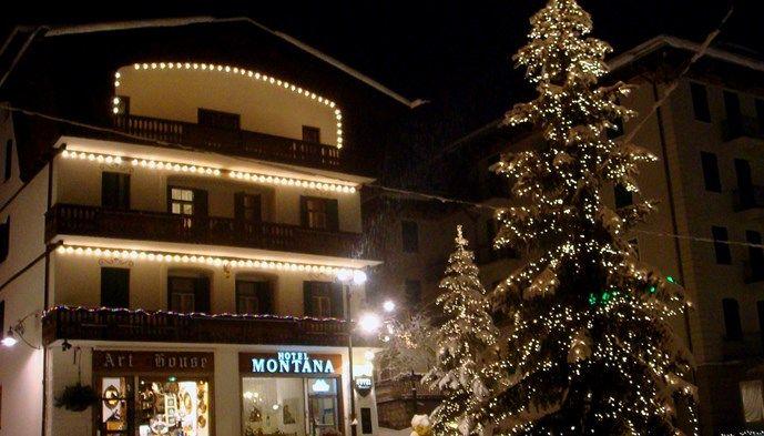 Hotel Montana STS Alpresor