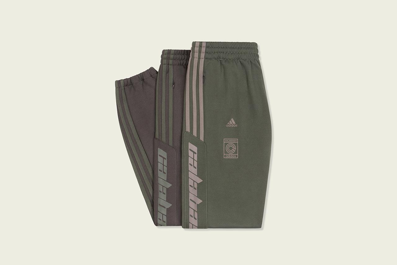Kanye's adidas Calabasas Track Pants to