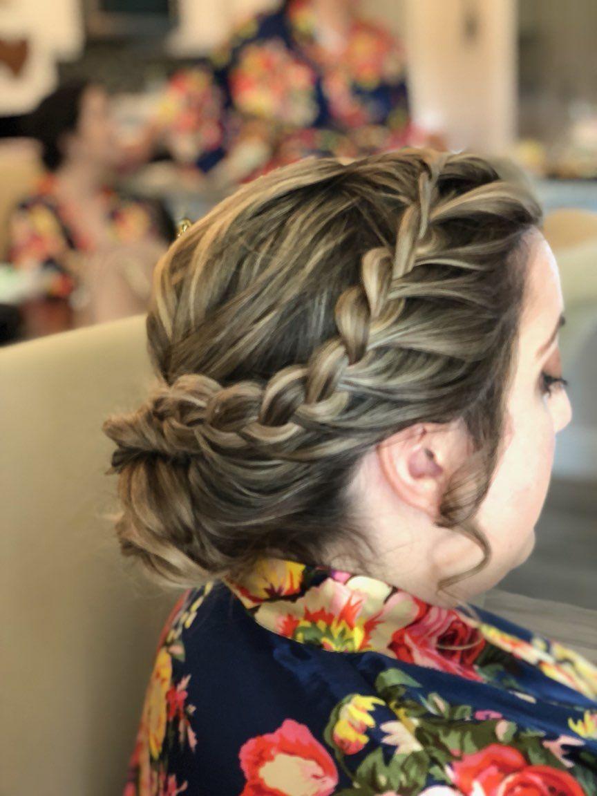 bridal hair stylist | naples wedding, bridal hair and makeup