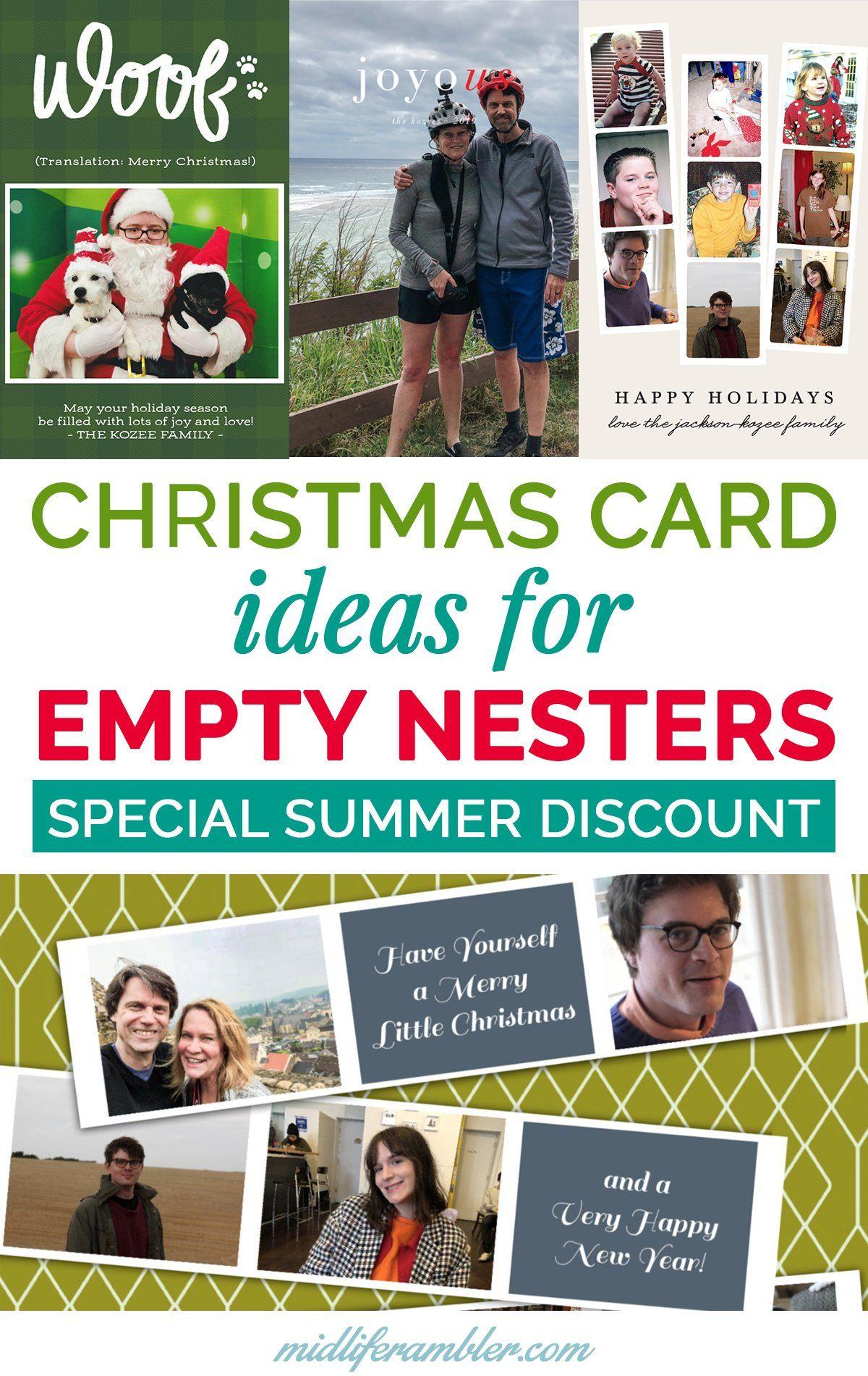 Empty Nest Christmas Card Ideas : empty, christmas, ideas, Christmas, Ideas, Empty, Nesters, Cards,, Pictures,, Sayings