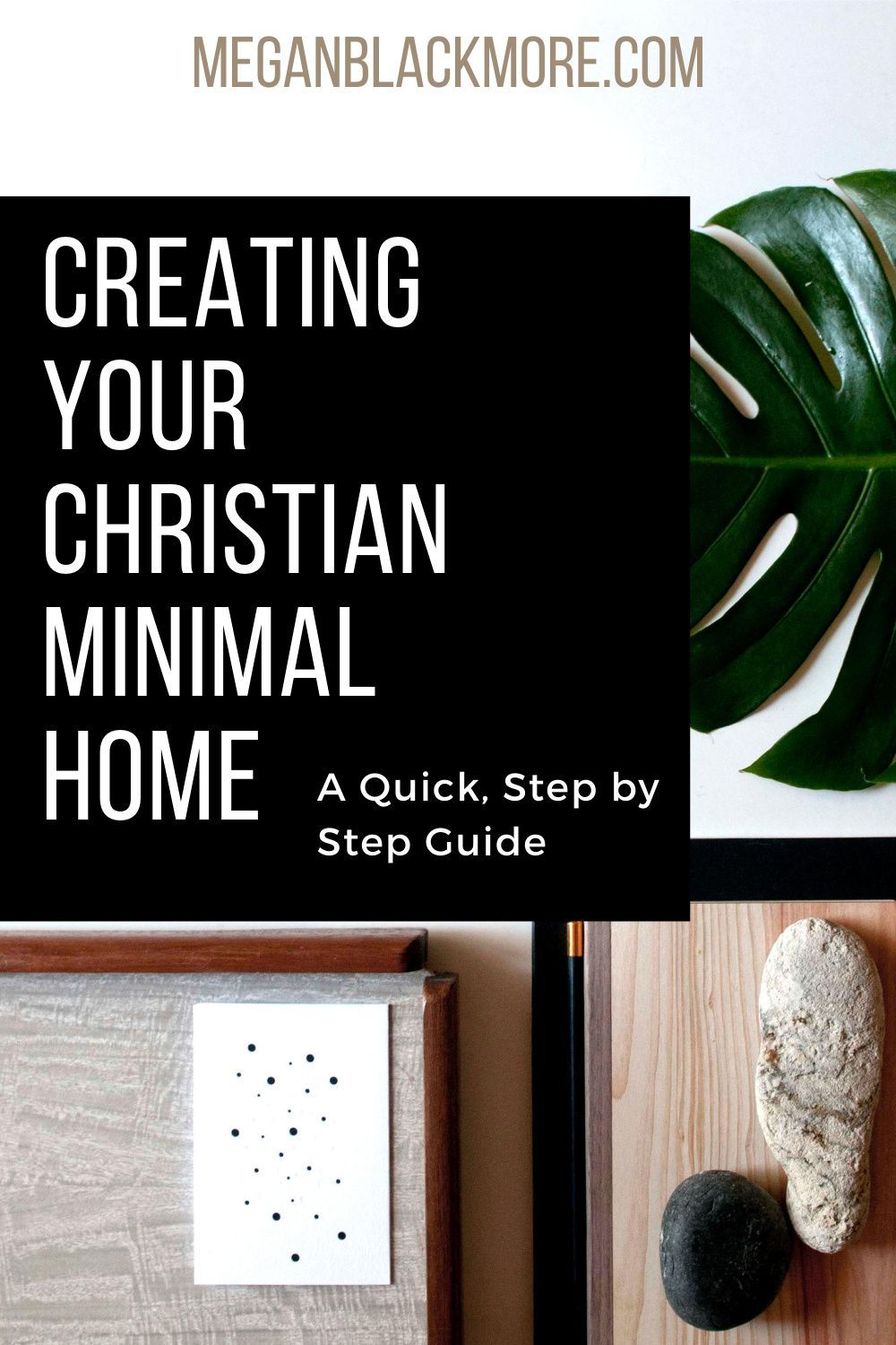 Creating Your Christian Minimal Home Gallery