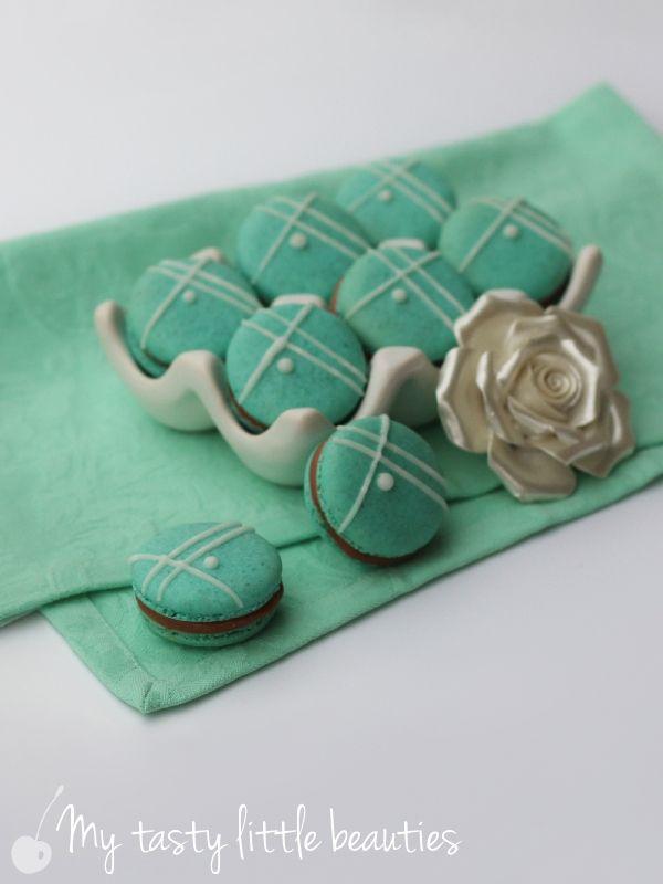 Kinderschokoladen-Macarons | My tasty little beauties