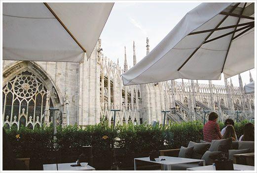 La Rinascente Via Santa Radegonda 3 Milano Italia