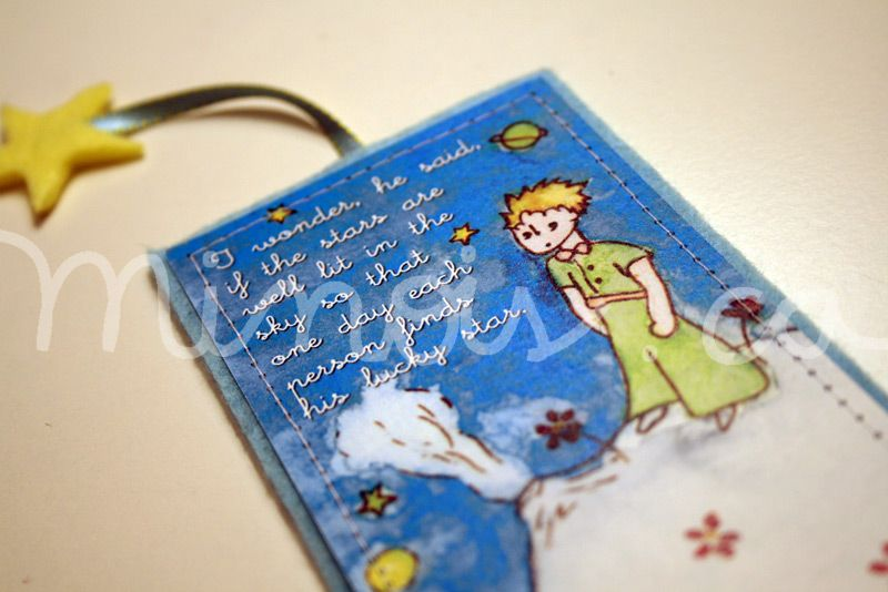 Minois Little Prince invitation Biel turns 1 – Little Prince Birthday Invitations