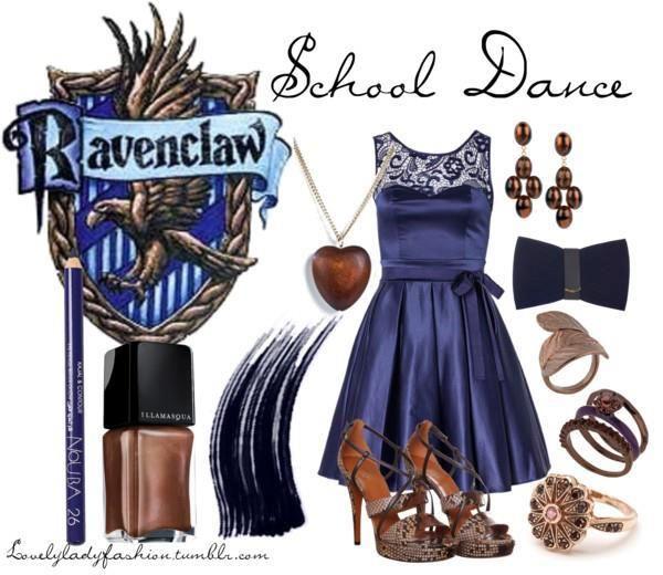 Ravenclaw Ravenclaw Erster Schultag Luna Lovegood Kostum