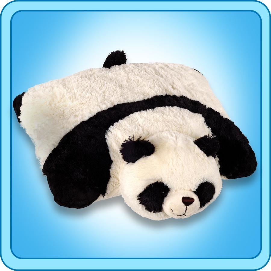 Comfy Panda mini pillow pet $18.18 | Toys for Girls | Pinterest ...
