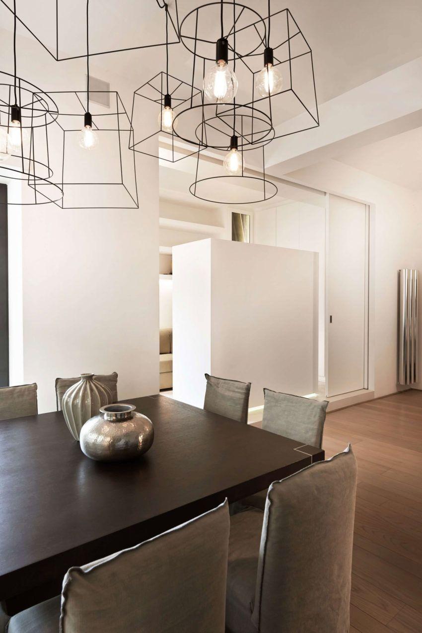 loft wohnung buhne gestalterische kreativitat, carola vannini architecture entwirft eine elegante und geräumige, Design ideen