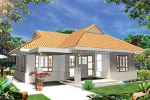 My Bungalow In The Islands Bungalow House Design Cottage Style House Plans Bungalow House Plans