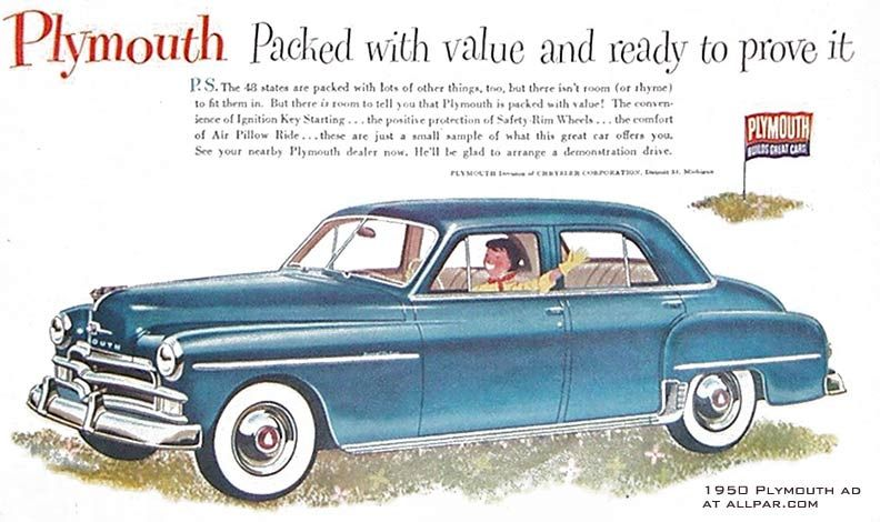 1950 plymouth special deluxe 4 door sedan plymouth 1950 for 1950 plymouth 4 door sedan
