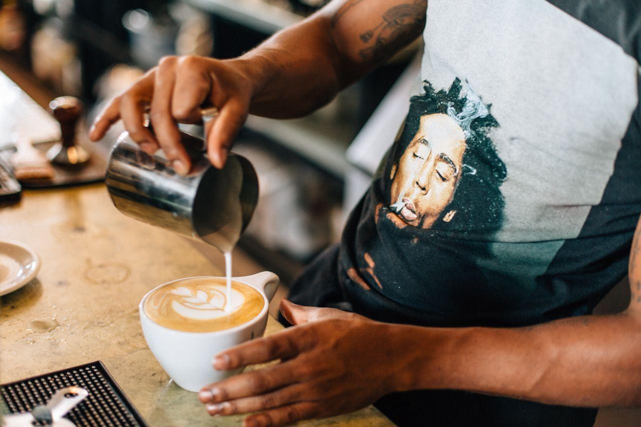 владелец кофе