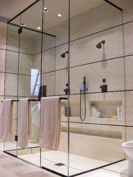 Frameless Glass Shower Doors Binswanger Glass