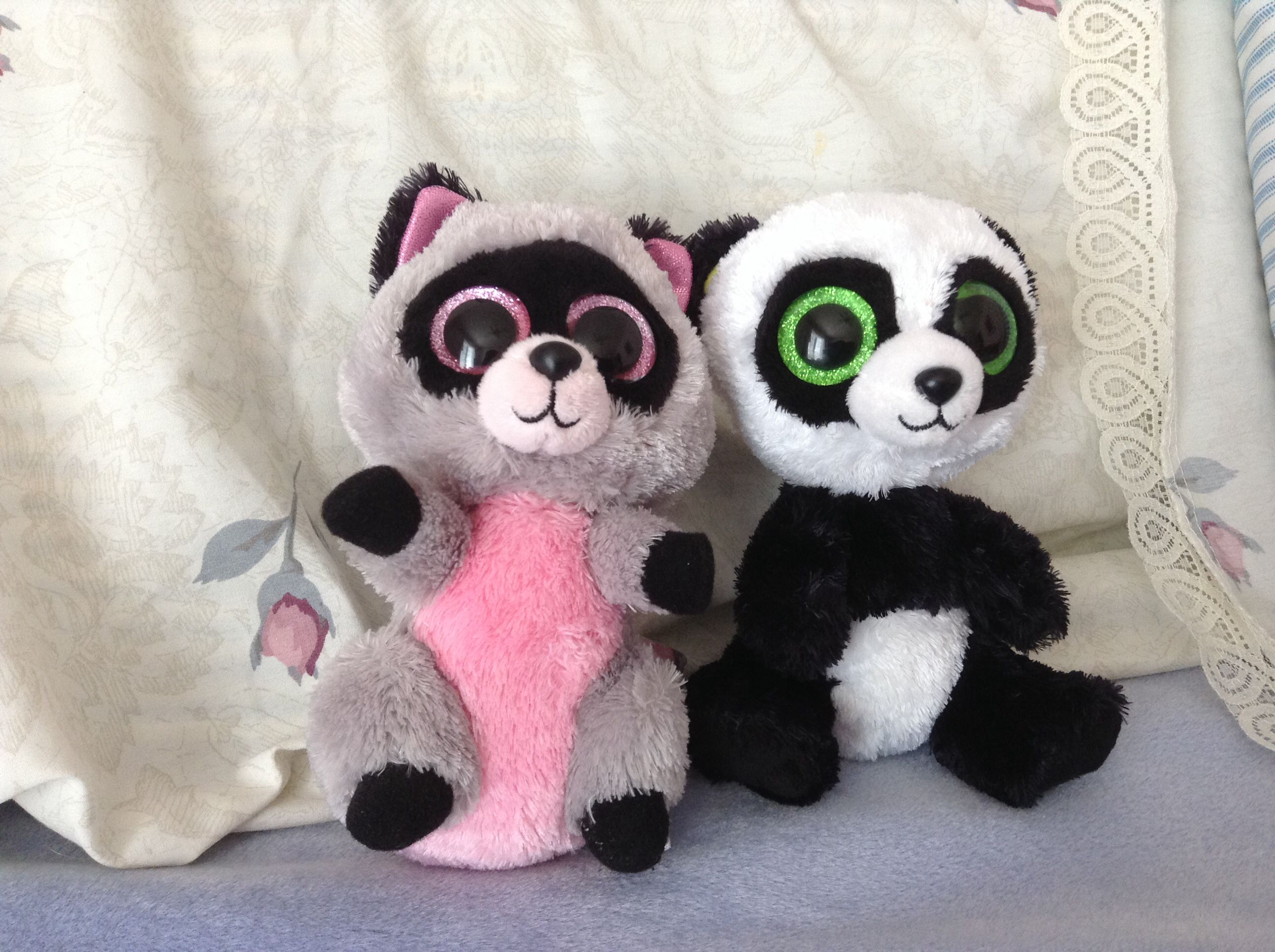 Rocco and bamboo beanie boo  9b3780d3f98