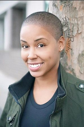 16 Badass Black Women Slaying In Shaved Hairstyles Short Hair