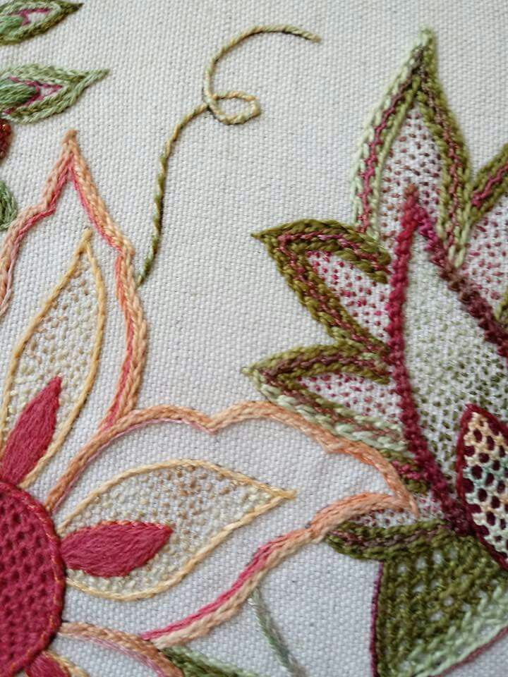 Pin By Lucretia Trammell Simpson On Embroidery Stitches Pinterest