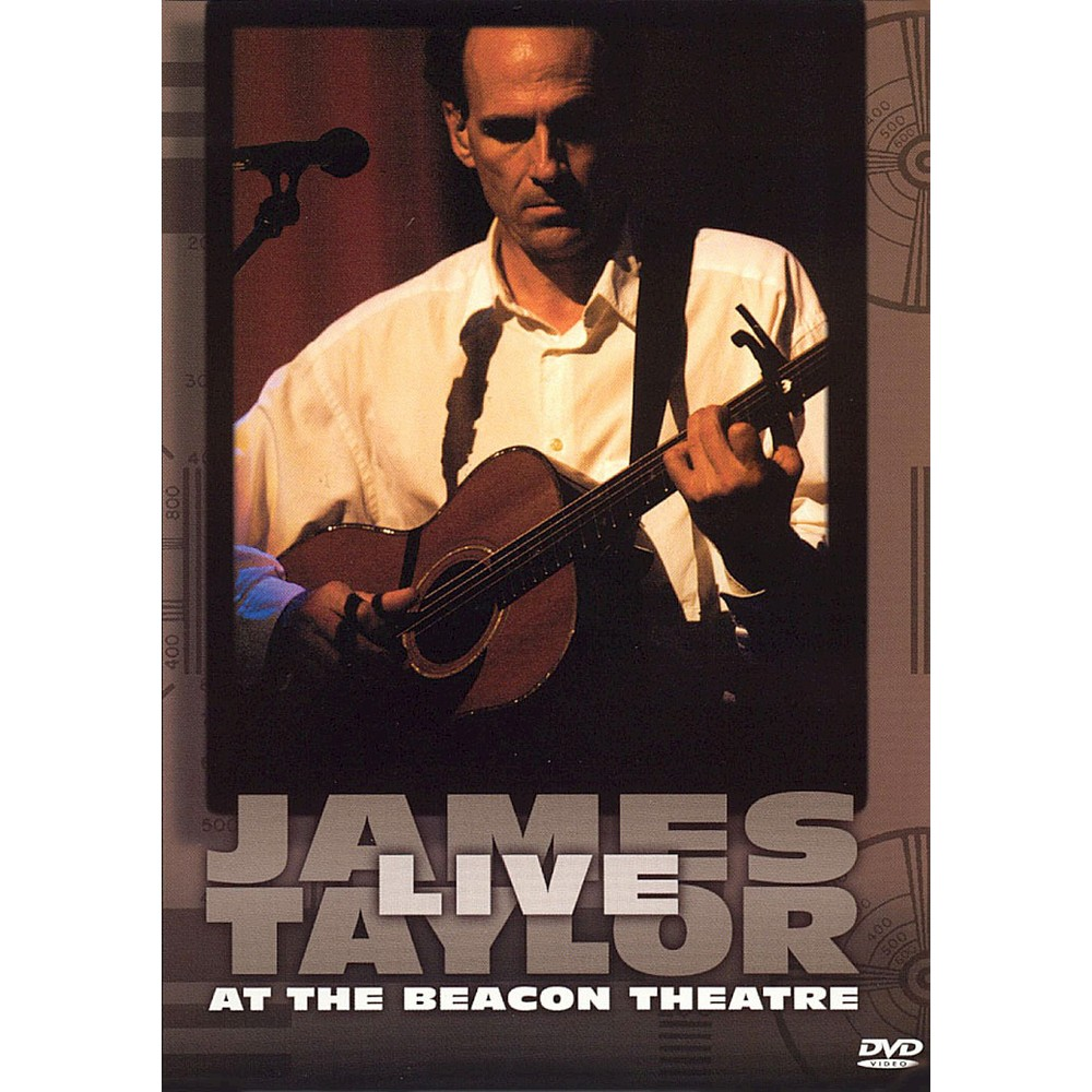 James Taylor: Live at the Beacon Theatre (dvd_video)