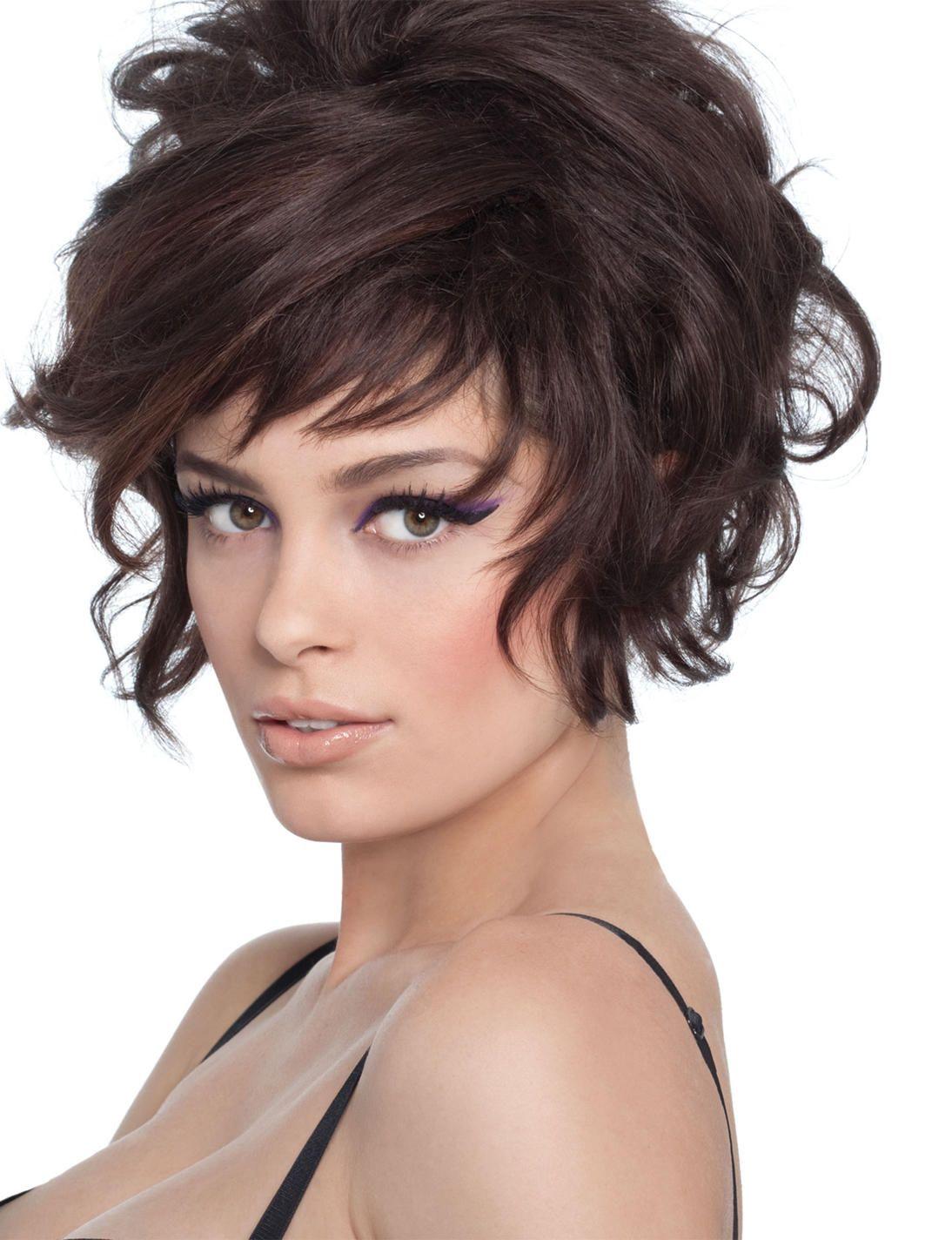 50 coupes courtes à oser | Cheveux souples, Tendances coiffures et Carre effile