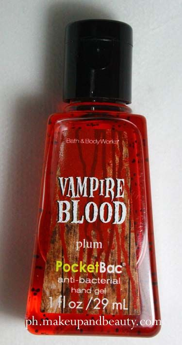 More Vampire Packaging Antibacterial Blood Pd Bath And Body