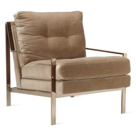 Axel Accent Chair From Z Gallerie Small Chair For Bedroom