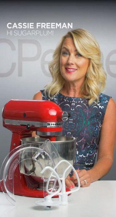 Super Kitchen Gadgets Videos Baking Kitchenaid Stand Mixer