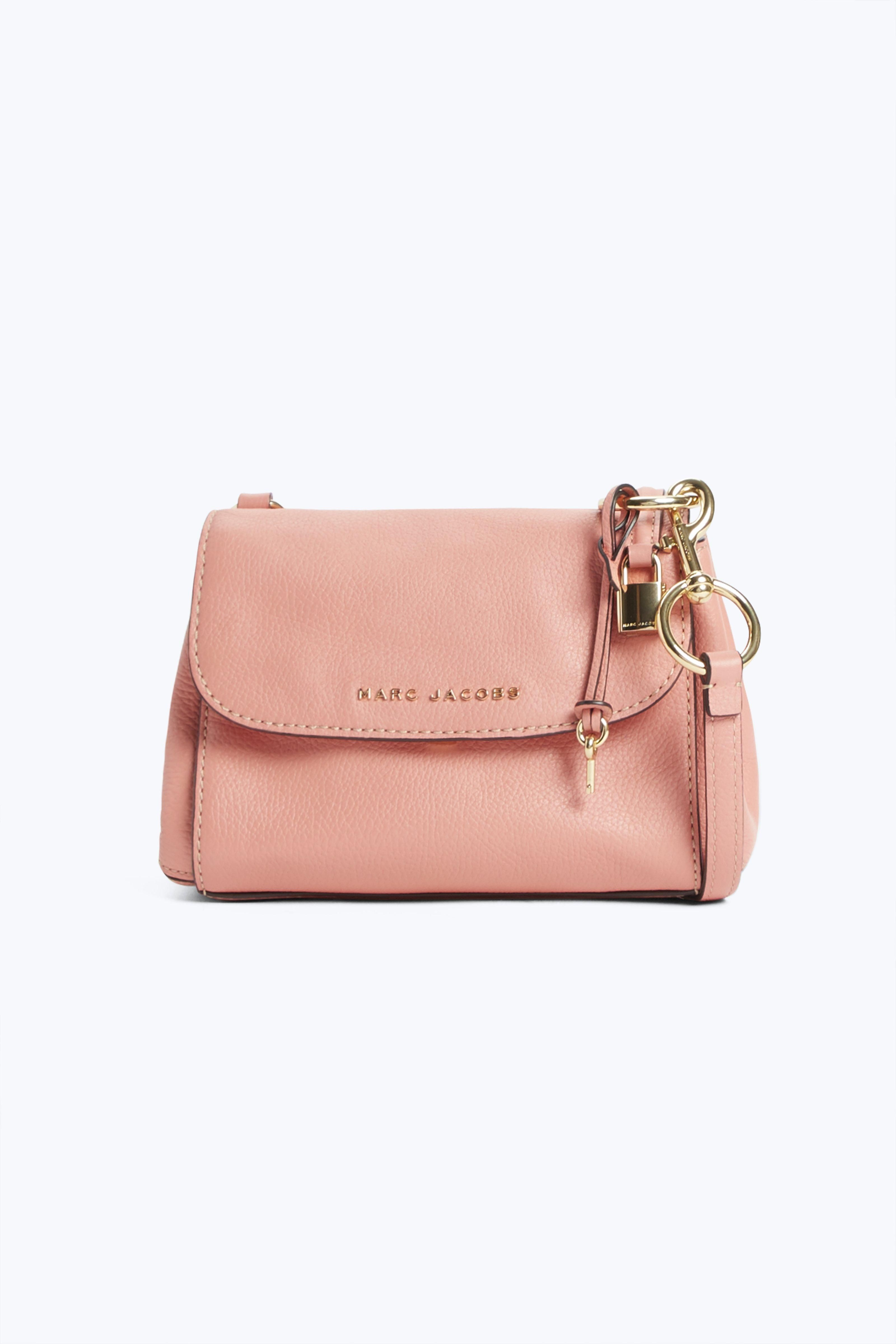 55d614b63a MARC JACOBS The Mini Boho Grind. #marcjacobs #bags #shoulder bags #leather # crossbody #