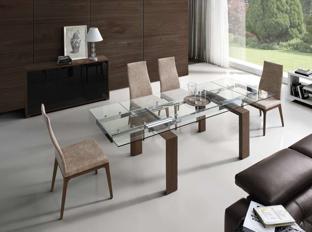 Alfonso Dining Table And Six Chairs By Creative Furniture