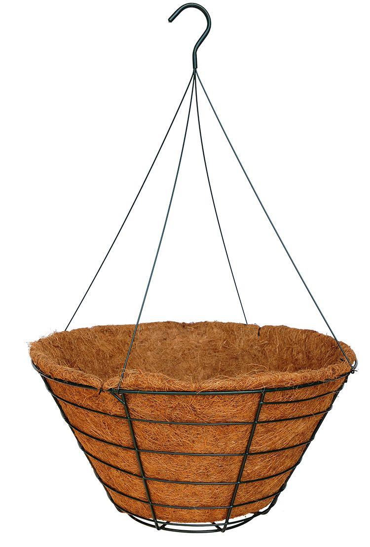 20 Cocomoss Provengro Hanging Basket 9 5 Deep Case Of 12 Sets Hanging Baskets Hanging Basket