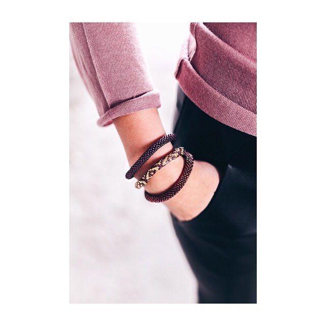 Høstens fineste armbånd finner du hos oss 🍁🍁🍁 #lilyandlaura #infinitysentrum #bergensentrum