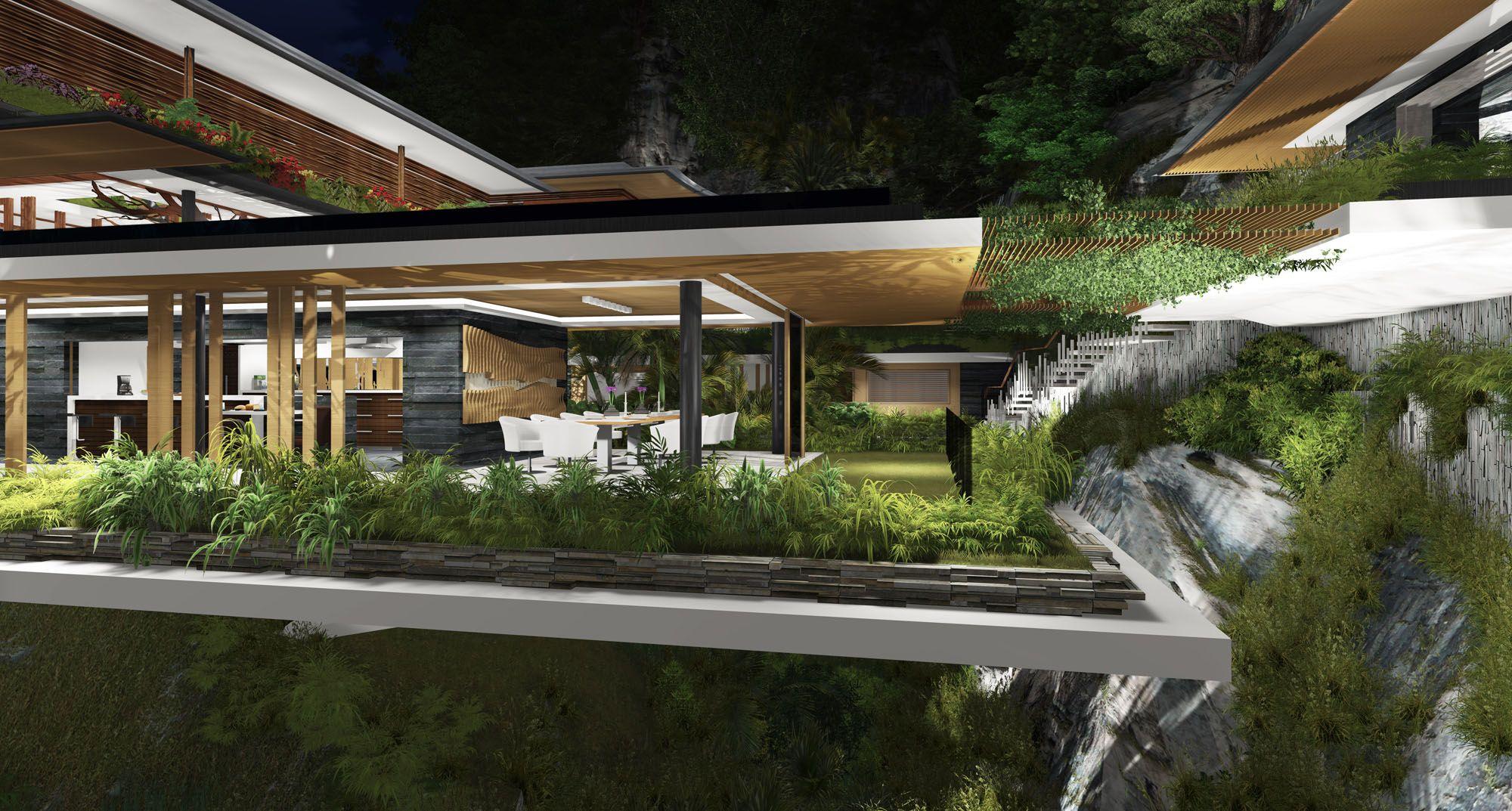Xlima Island House by Martin Ferrero Architecture