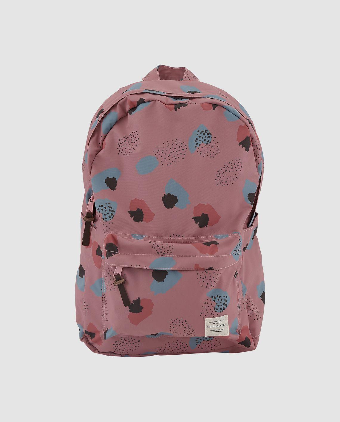 huge discount b6497 b787b Smuk skoletaske  rygsæk fra Soft Gallery.