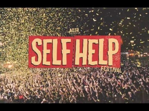 Self Help 2015 Festival Recap with Pierce The Veil, Sleeping With Sirens...