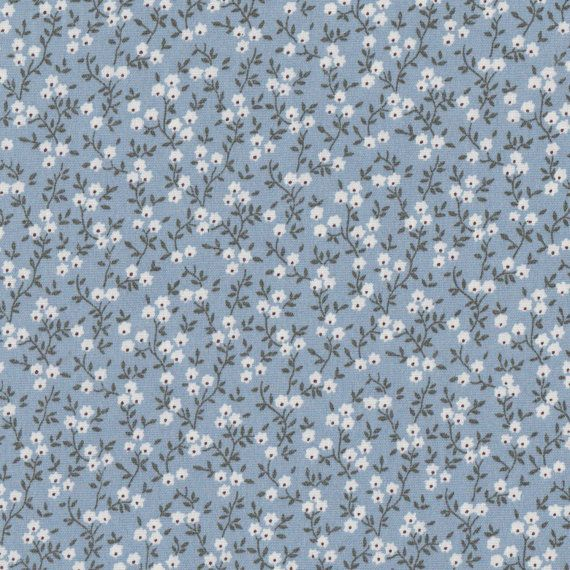 Pin By On C A R S: Floral Cotton Fabric 100 Japanese Medium Weight By