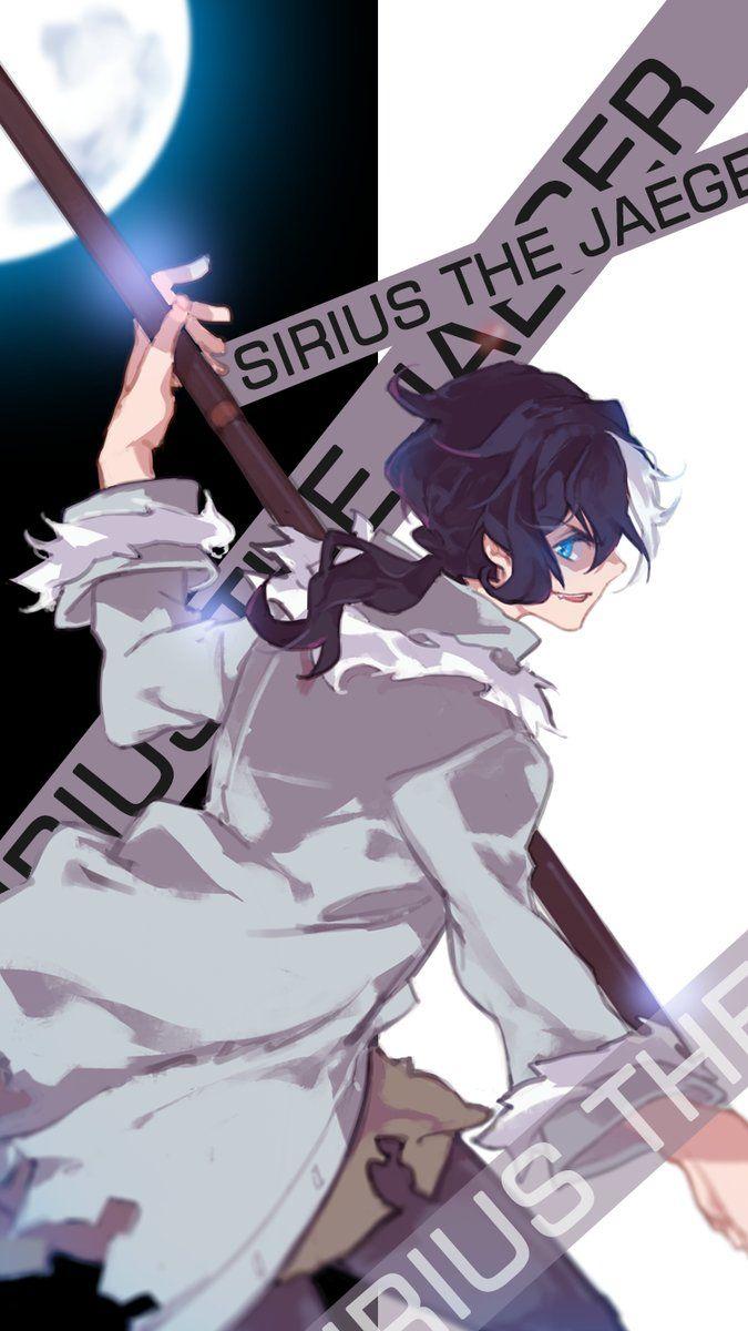 Yuliy Sirius The Jaeger Anime Anime Art Anime Love