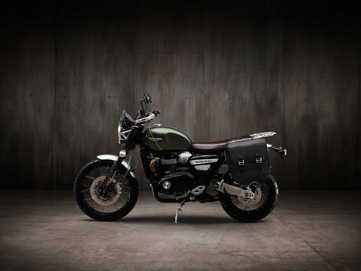 The New Scrambler 1200 Xc Xe Motors Triumph Scrambler