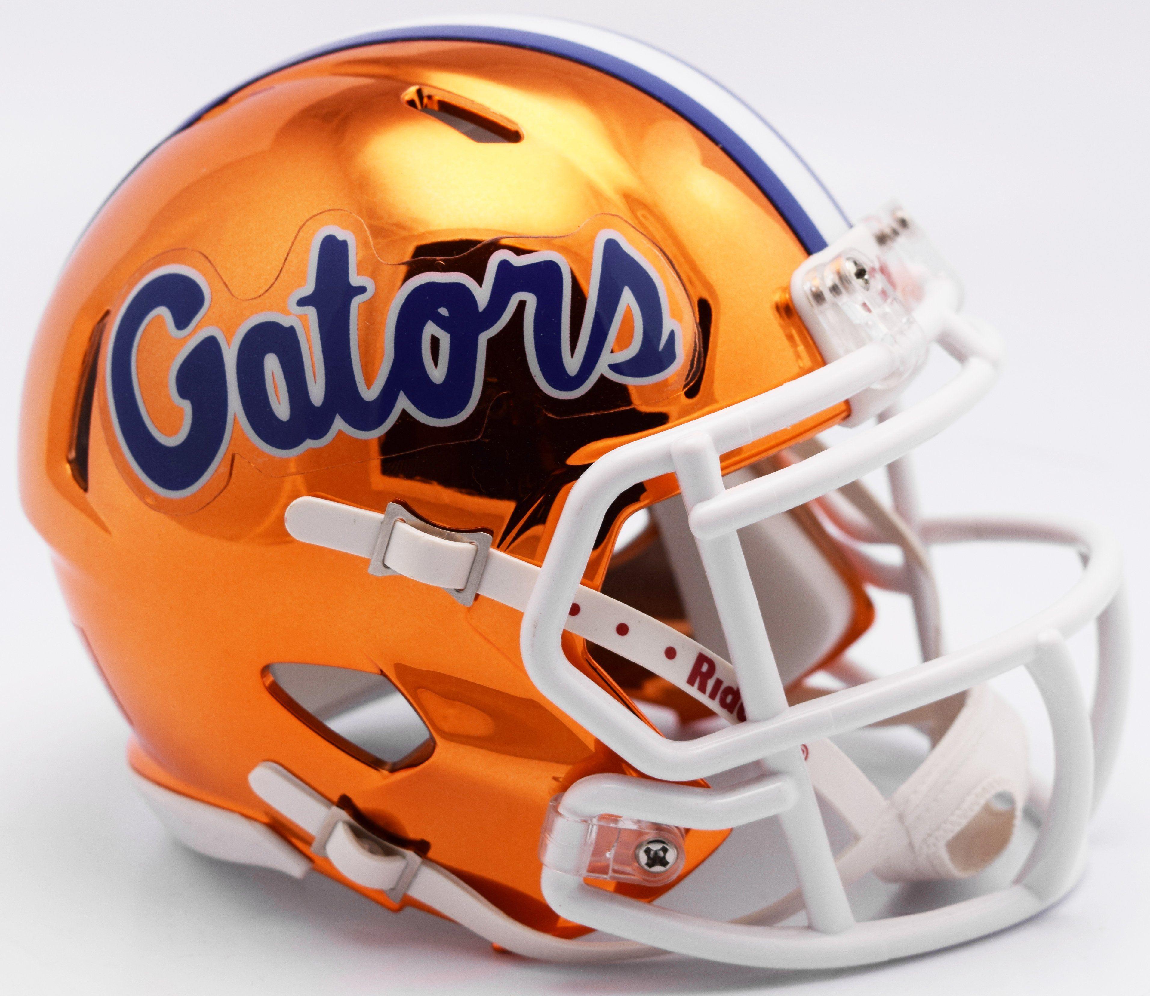 New florida gators helmet riddell replica mini speed