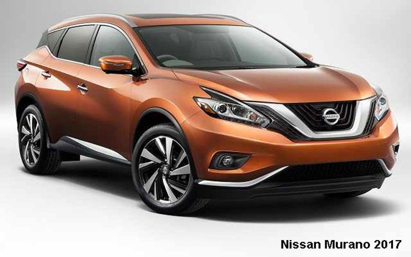Nissan Murano Sl 2017 Price Specs Review Fairwheels