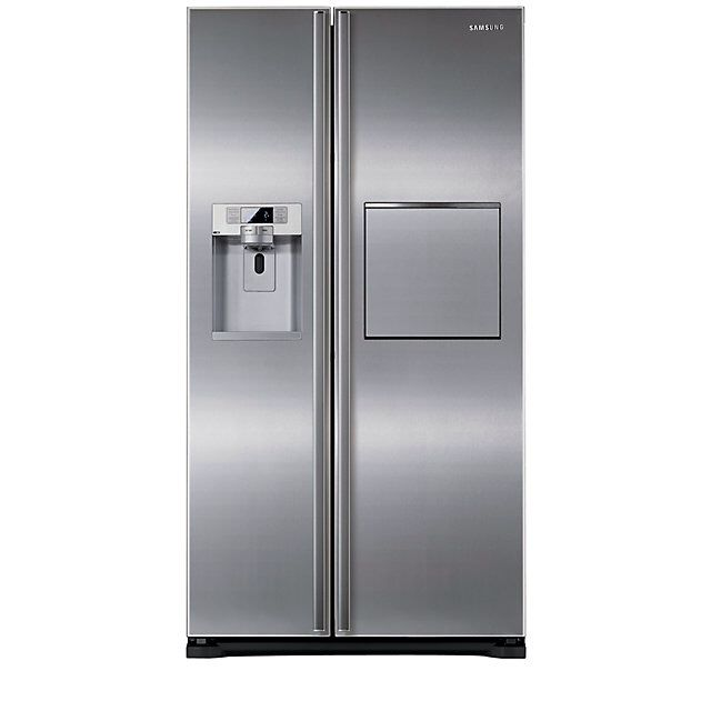 r frig rateur side by side samsung rsg5purs inox frigo 406 litres cong lateur 204 litres froid. Black Bedroom Furniture Sets. Home Design Ideas