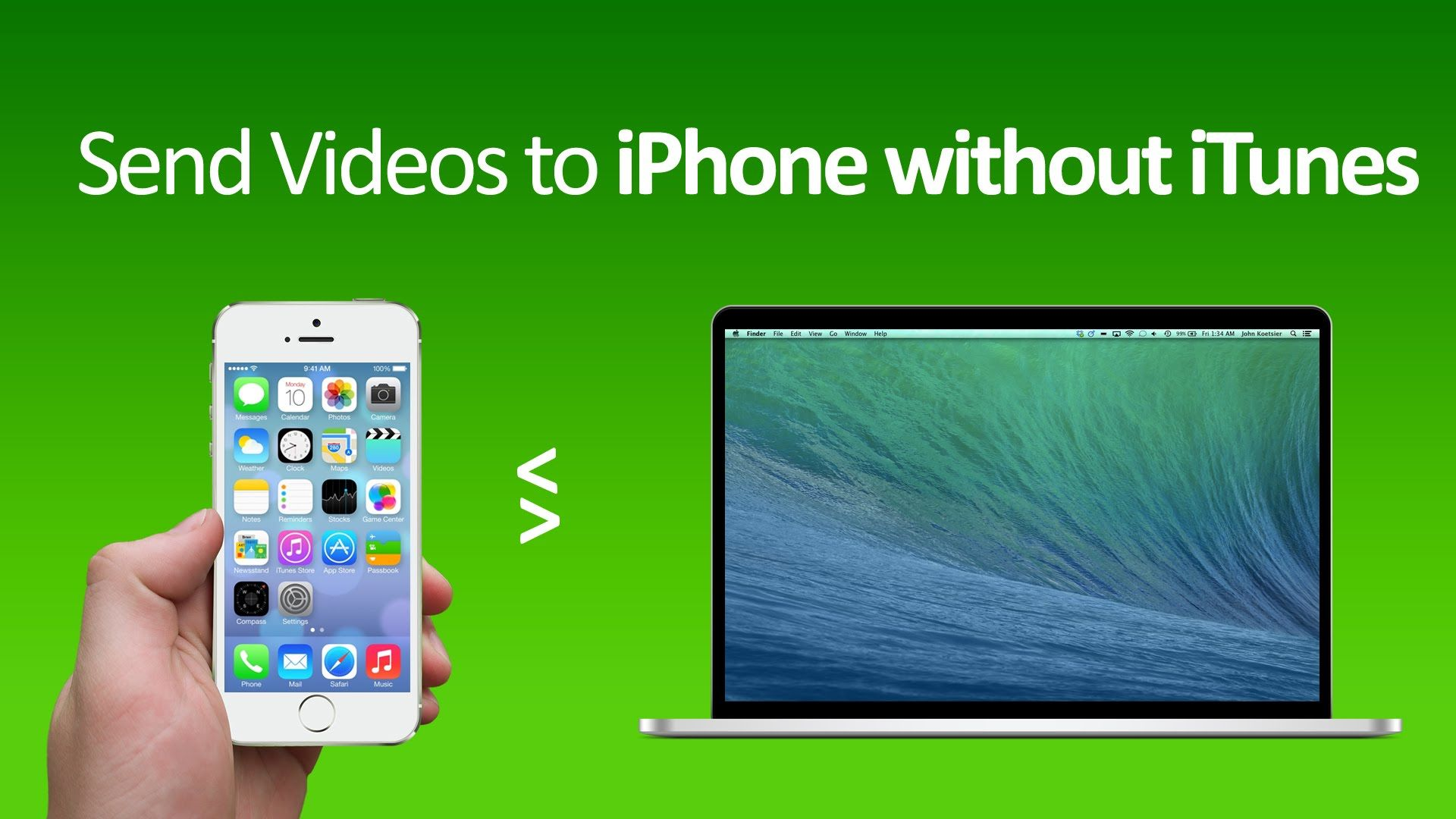 Transfer Videos from PC to iPhone without iTunes | TechEmpty