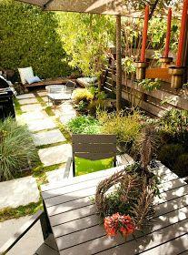 Decoracion de patios pequenos y estrechos house for Decoracion patios pequenos