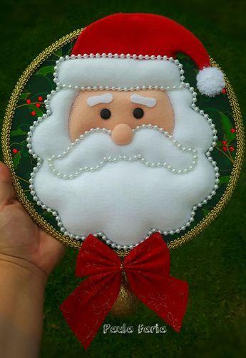 Pines Navideños Fieltro Manualidades Navidad Manualidades Navideñas Apliques De Navidad